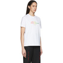 Stella McCartney White We Are The Weather T-Shirt