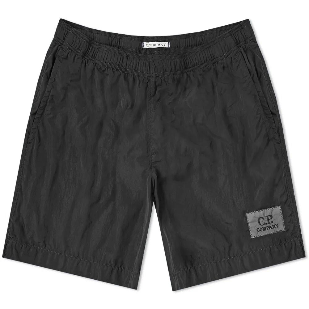 Photo: C.P. Company Patch Logo Swim Short
