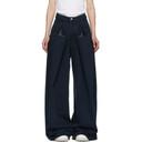 Martine Rose Black 3XL Jeans
