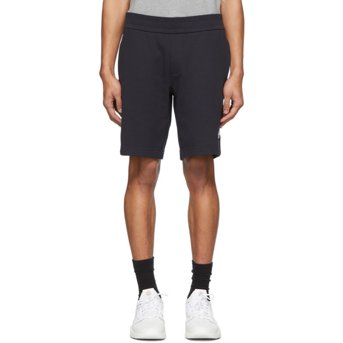 Photo: Moncler Navy Bermuda Shorts