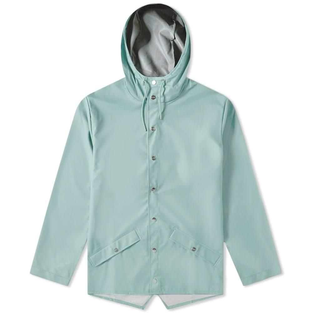 Photo: Rains Classic Jacket Dusty Mint