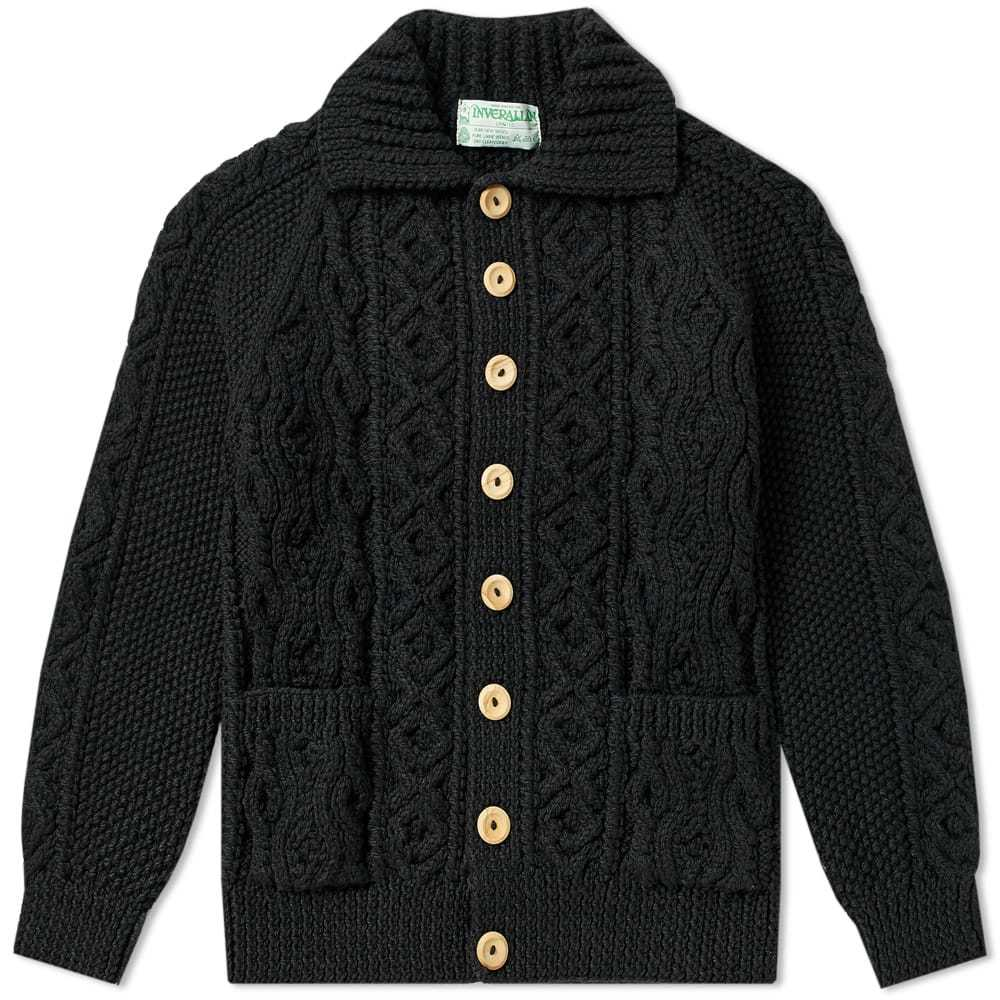 Photo: Inverallan 3A Lumber Cardigan