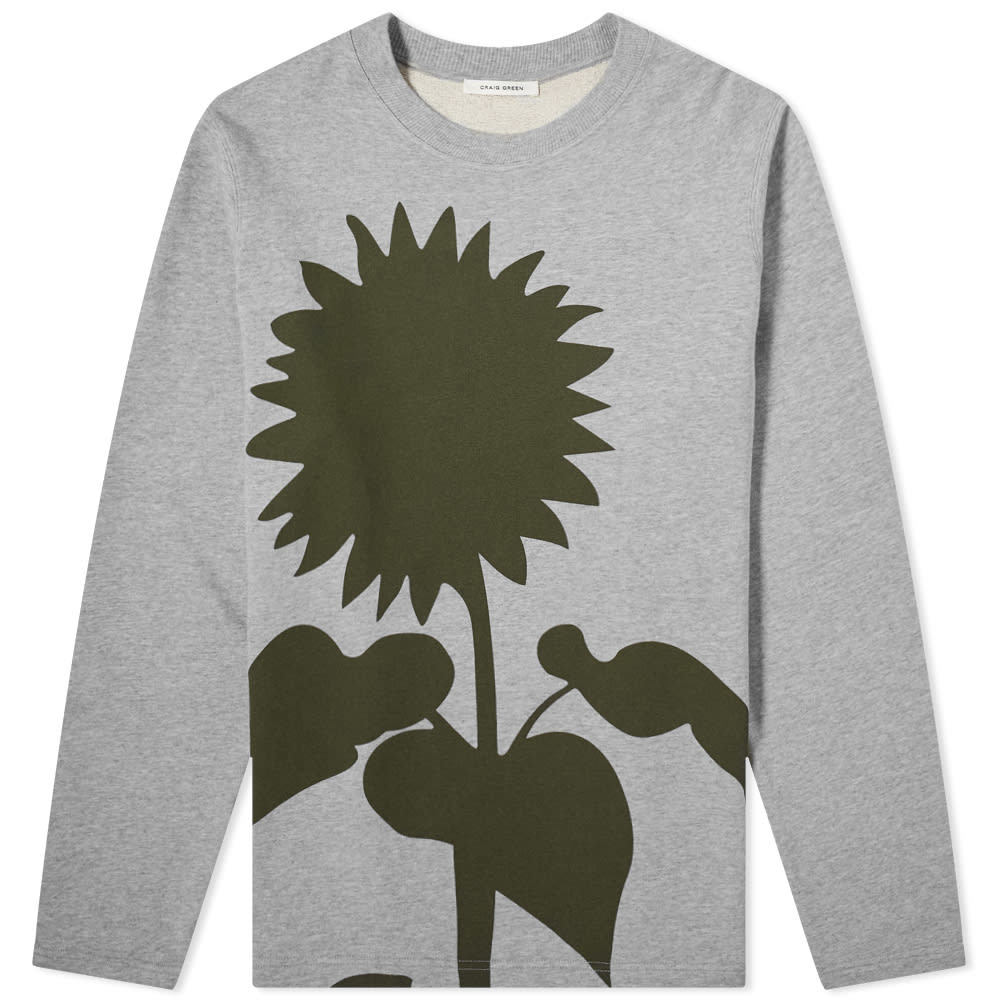 Photo: Craig Green Flower Print Sweat
