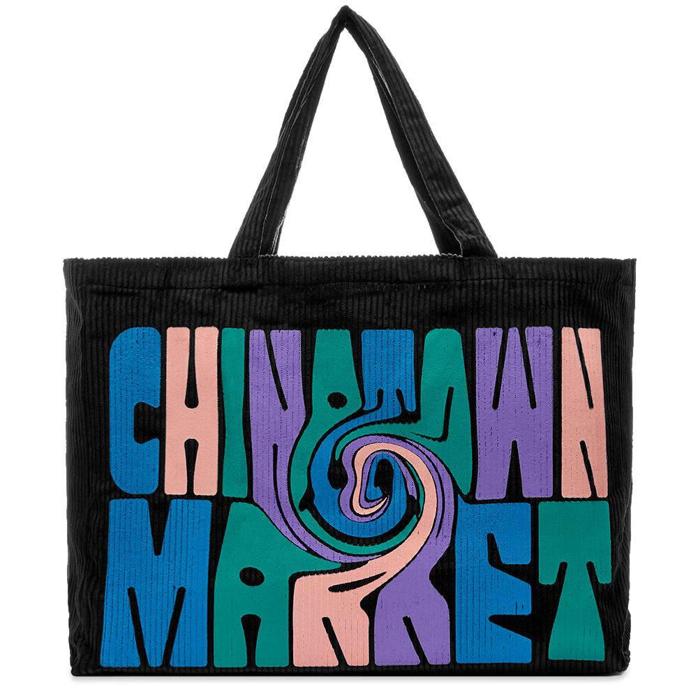 Photo: Chinatown Market Corduroy Swirl Tote Bag