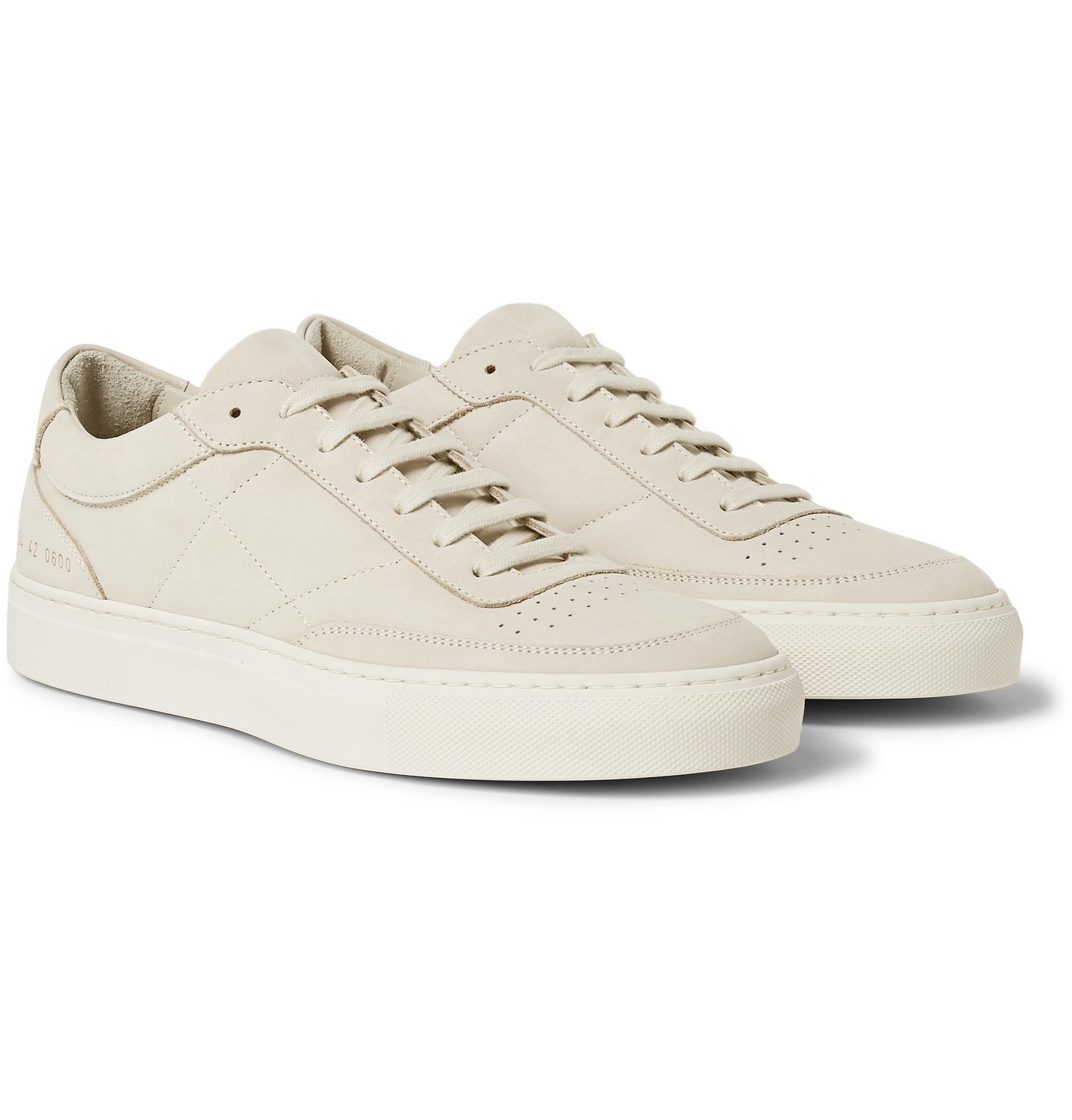 Common Projects - Resort Classic Nubuck Sneakers - Neutrals