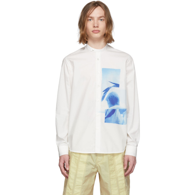 Photo: Jil Sander White Symphony Shirt