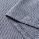 Schiesser - Ernst Striped Ribbed Cotton Henley T-Shirt - Blue