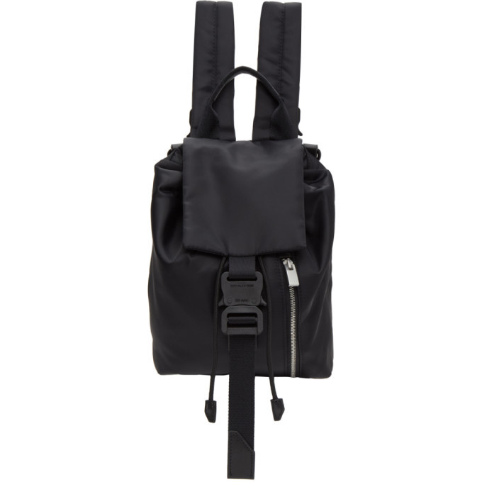 Photo: 1017 ALYX 9SM Black Small Tank Backpack