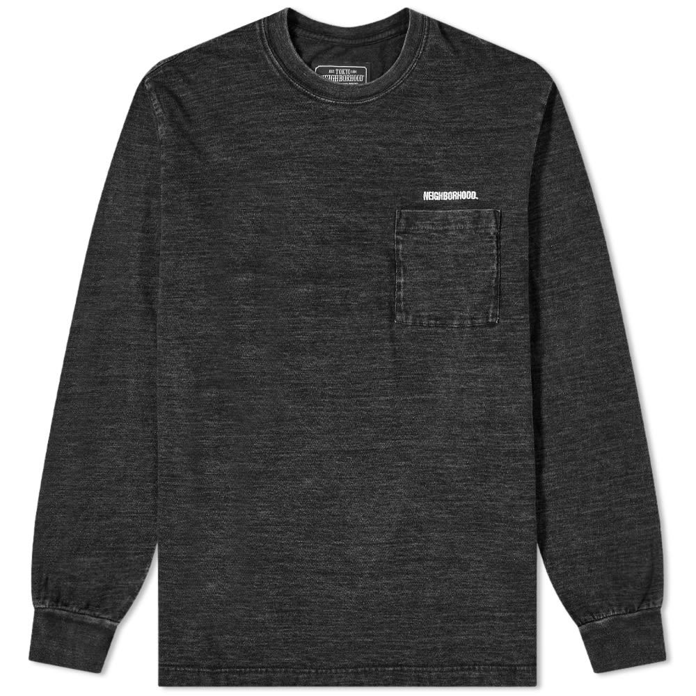Photo: Neighborhood Indigo Series Long Sleeve Tee