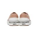 Stella McCartney Pink Canvas Sneakers