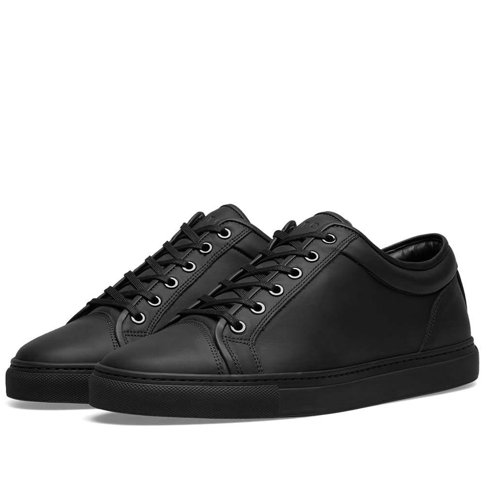 Photo: ETQ. Low Top 1 Sneaker Triple Black