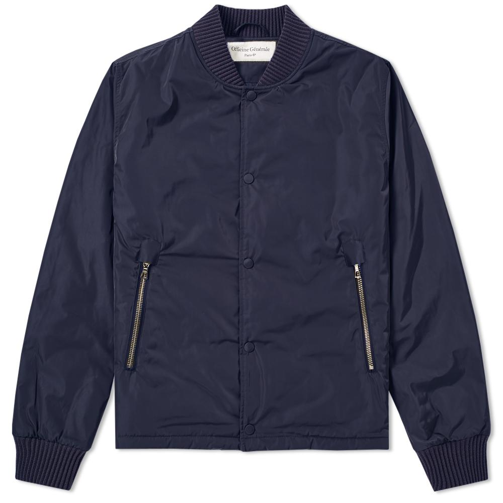 Officine Generale Stan Bomber Jacket