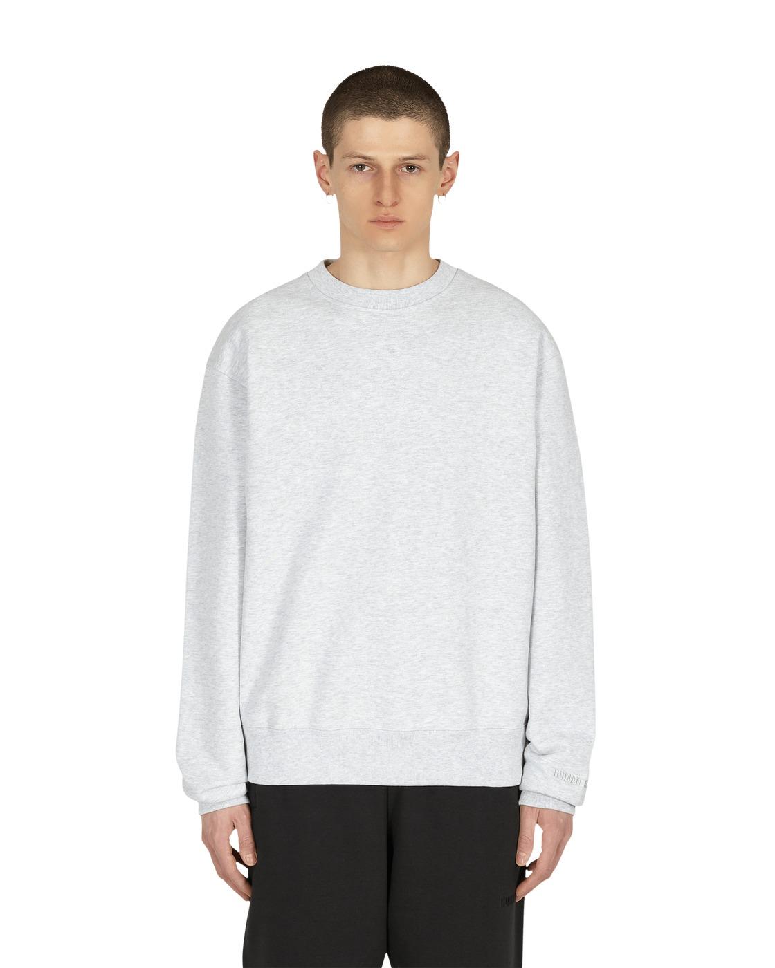 Photo: Adidas Originals Pharrell Williams Basics Crewneck Sweatshirt Lgh