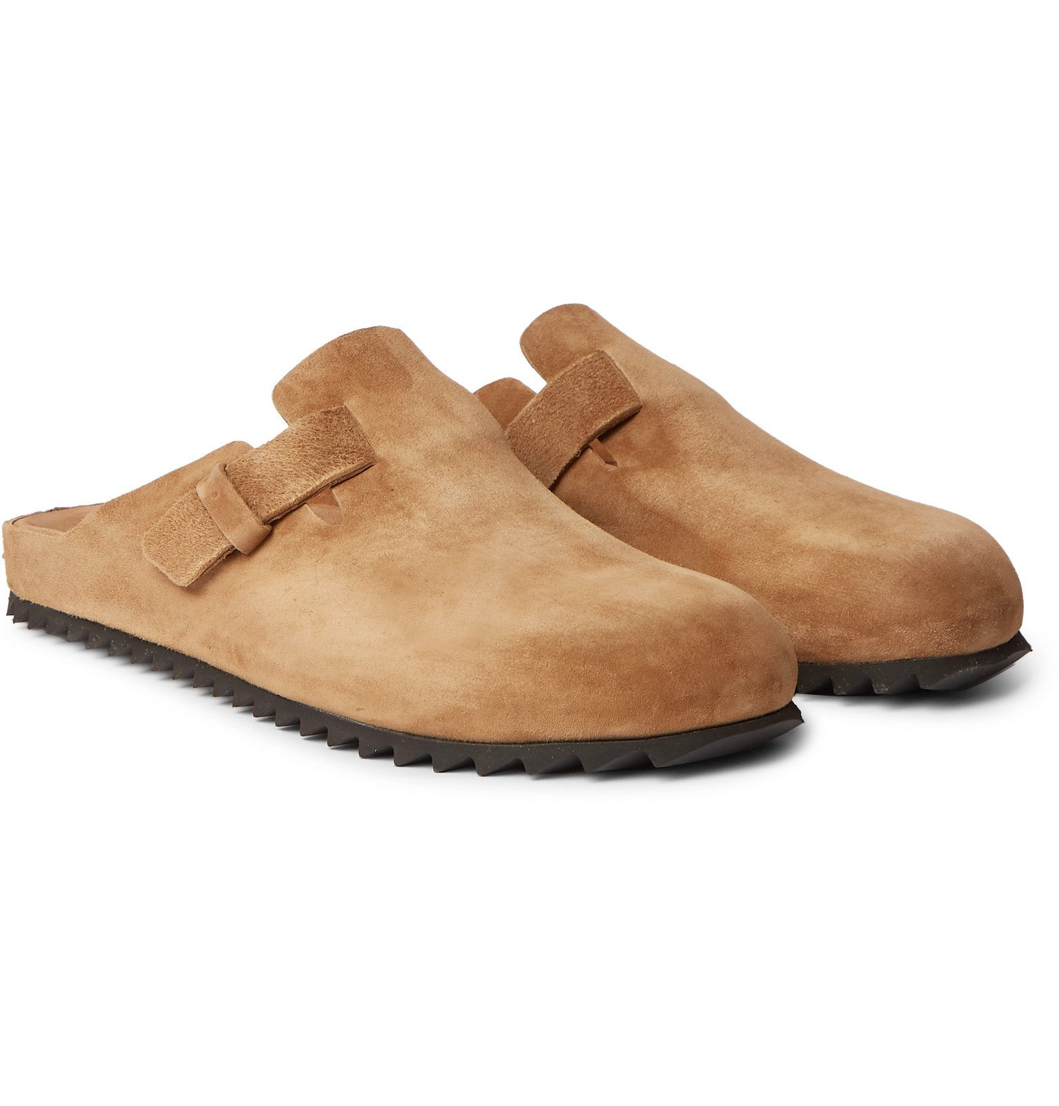 Photo: Officine Creative - Agora Leather Sandals - Neutrals