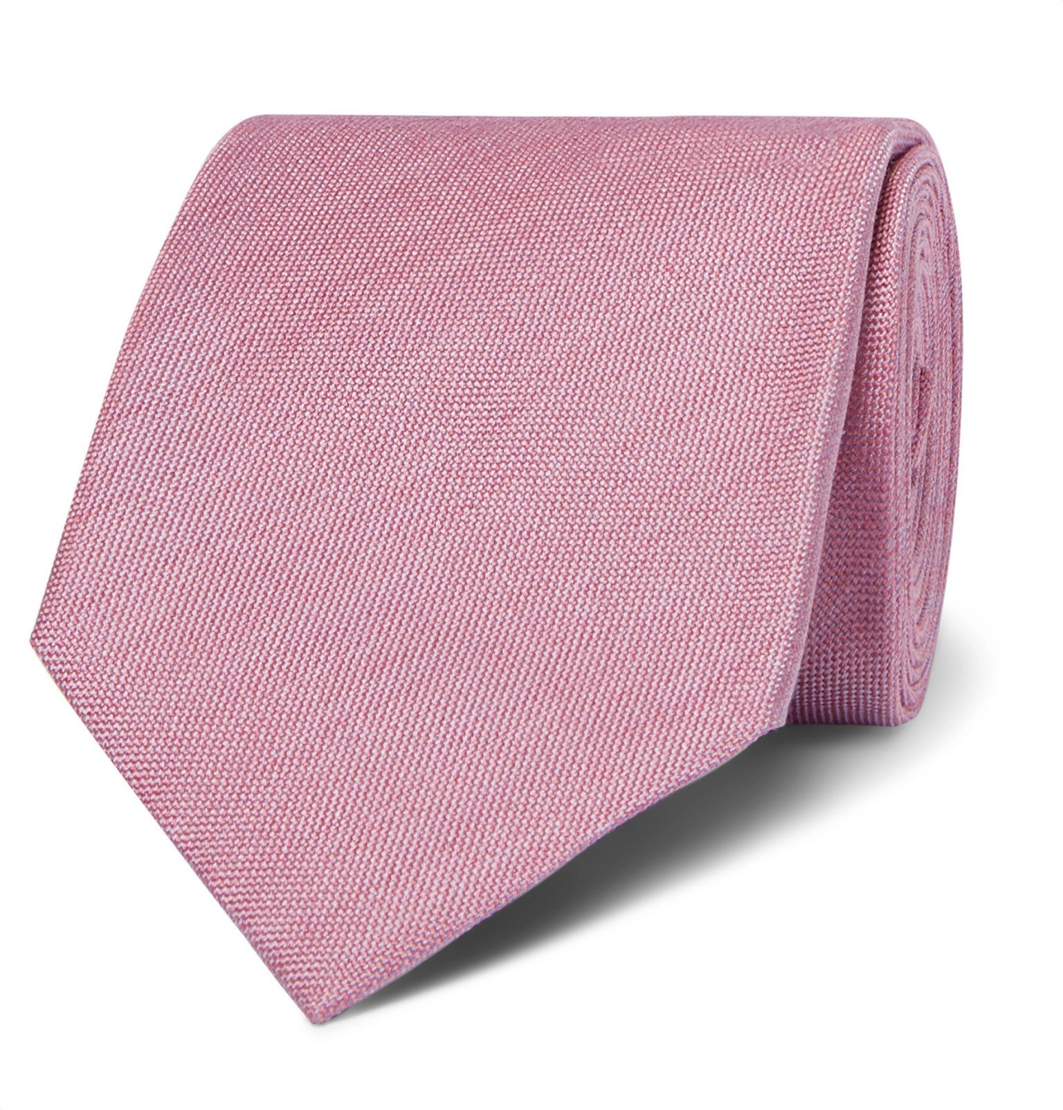 Photo: TOM FORD - 8cm Silk-Jacquard Tie - Pink