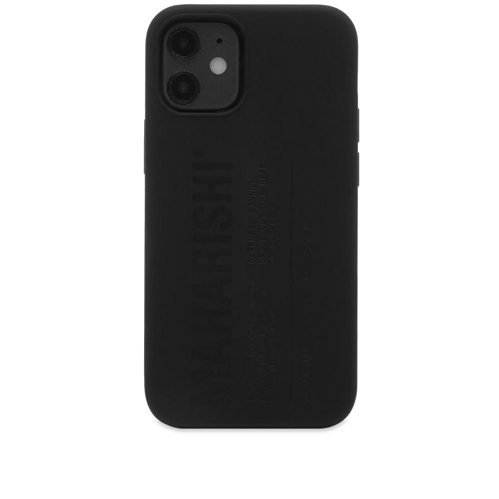 Photo: Maharishi Laser Etched Silicone Iphone 12 Mini Case