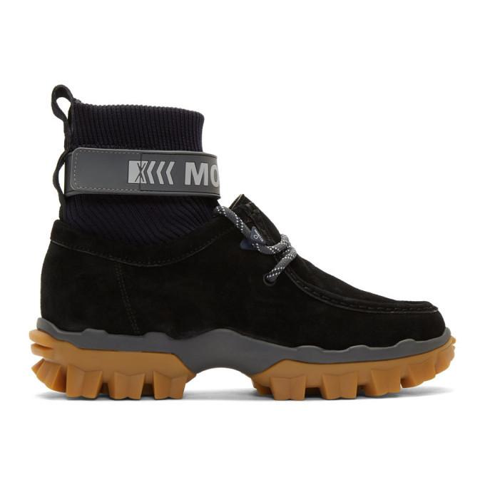 Photo: Moncler Black Henke Boots