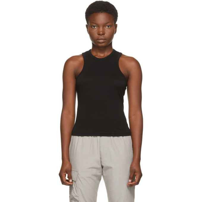 Photo: John Elliott Black Supima Tank Top