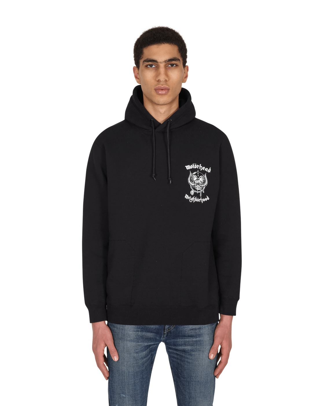 Photo: Neighborhood Motörhead Hooded Sweatshirt Black