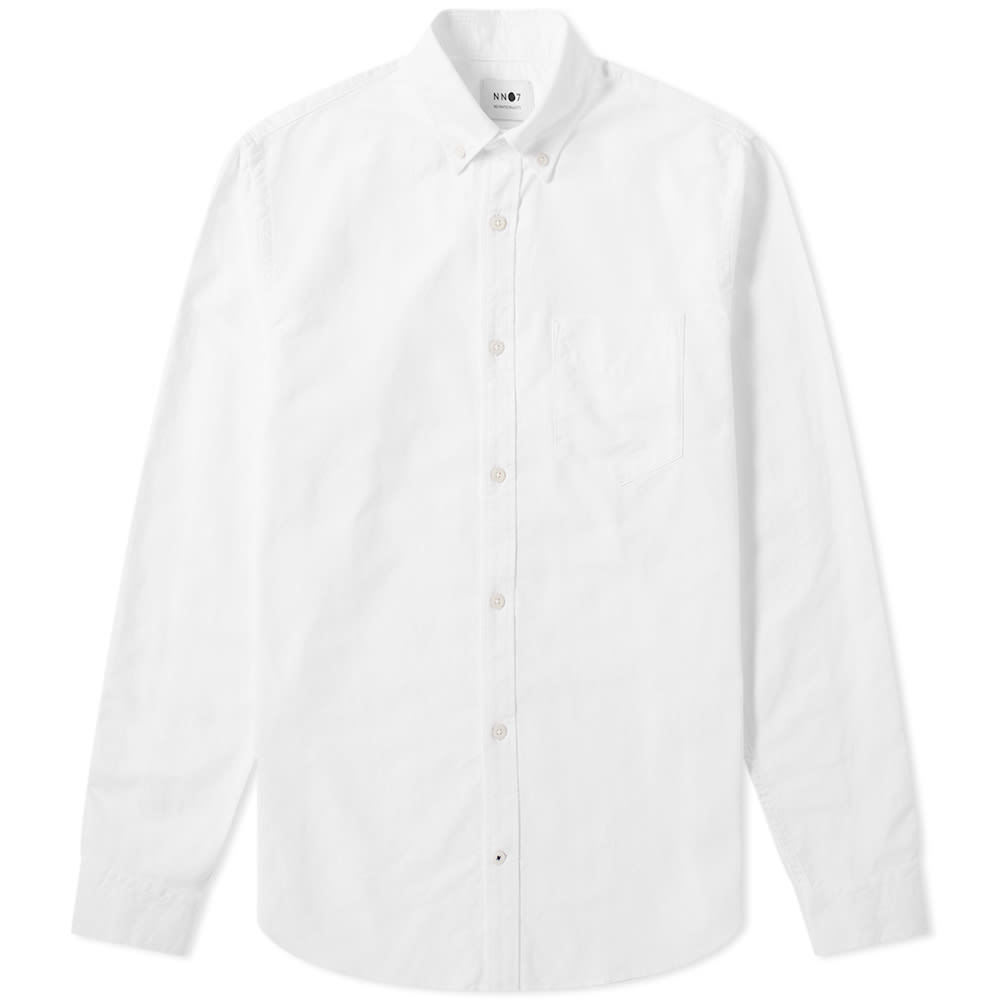 Photo: NN07 Levon Button Down Oxford Shirt