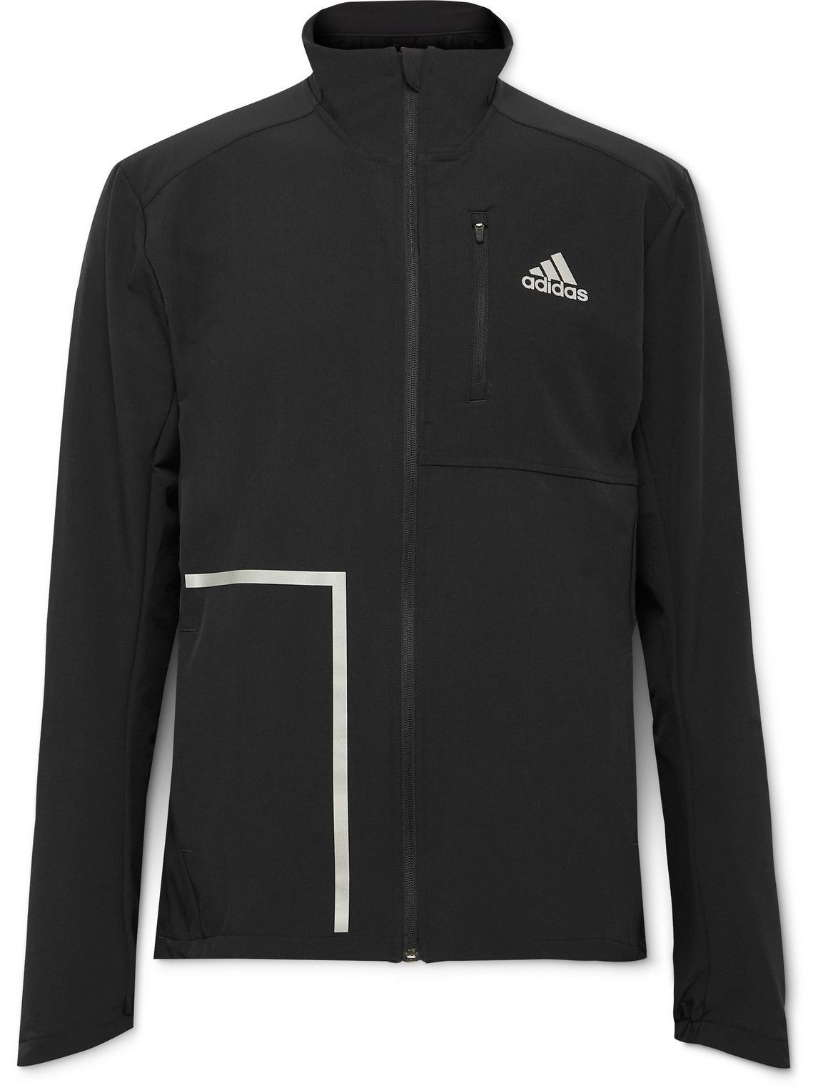 Photo: adidas Sport - Own The Run Stretch-Shell Jacket - Black