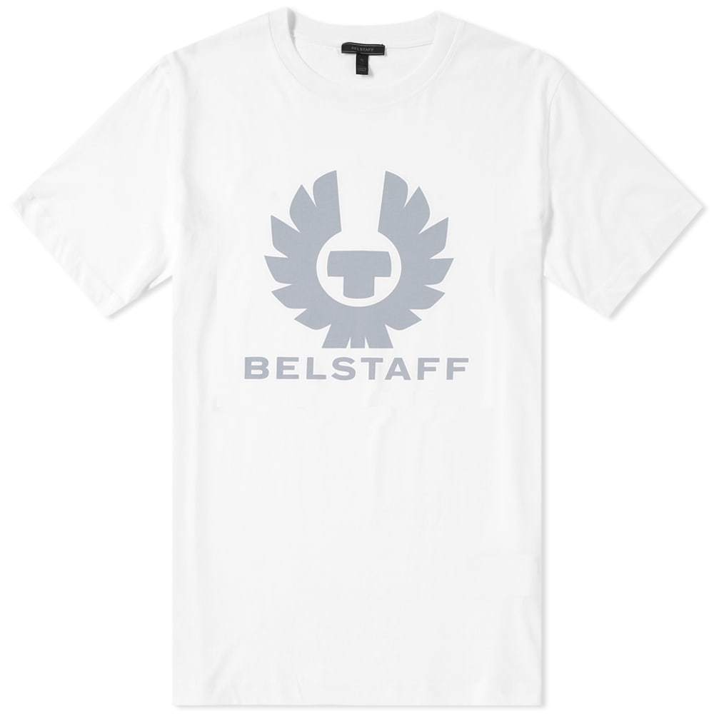 Photo: Belstaff Cranstone Logo Tee
