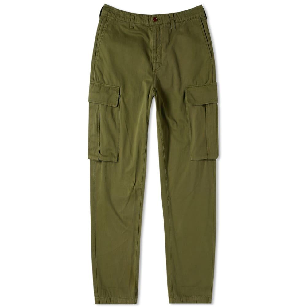 Photo: Acne Studios New Pat Garment Dyed Trouser