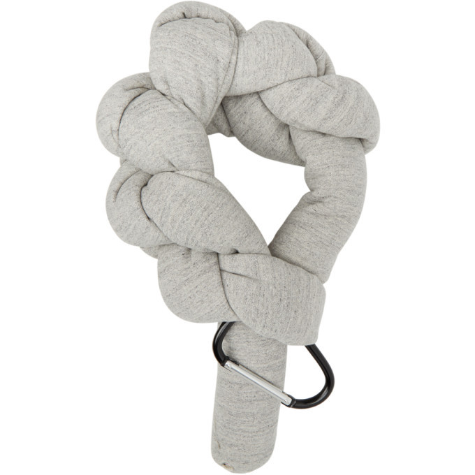 Photo: Bless Grey Bolster Scarf