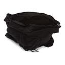 C.P. Company Black Nylon B Garment-Dyed Compact Bag