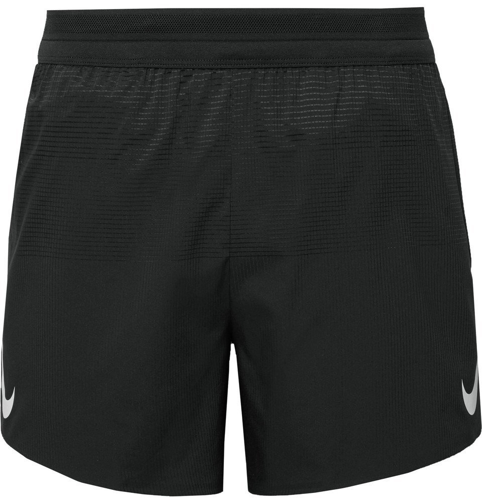Photo: Nike Running - Aeroswift Ripstop Shorts - Black