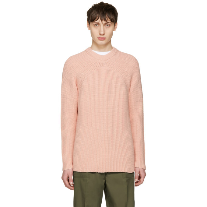 Photo: Acne Studios Pink Katan Sweater