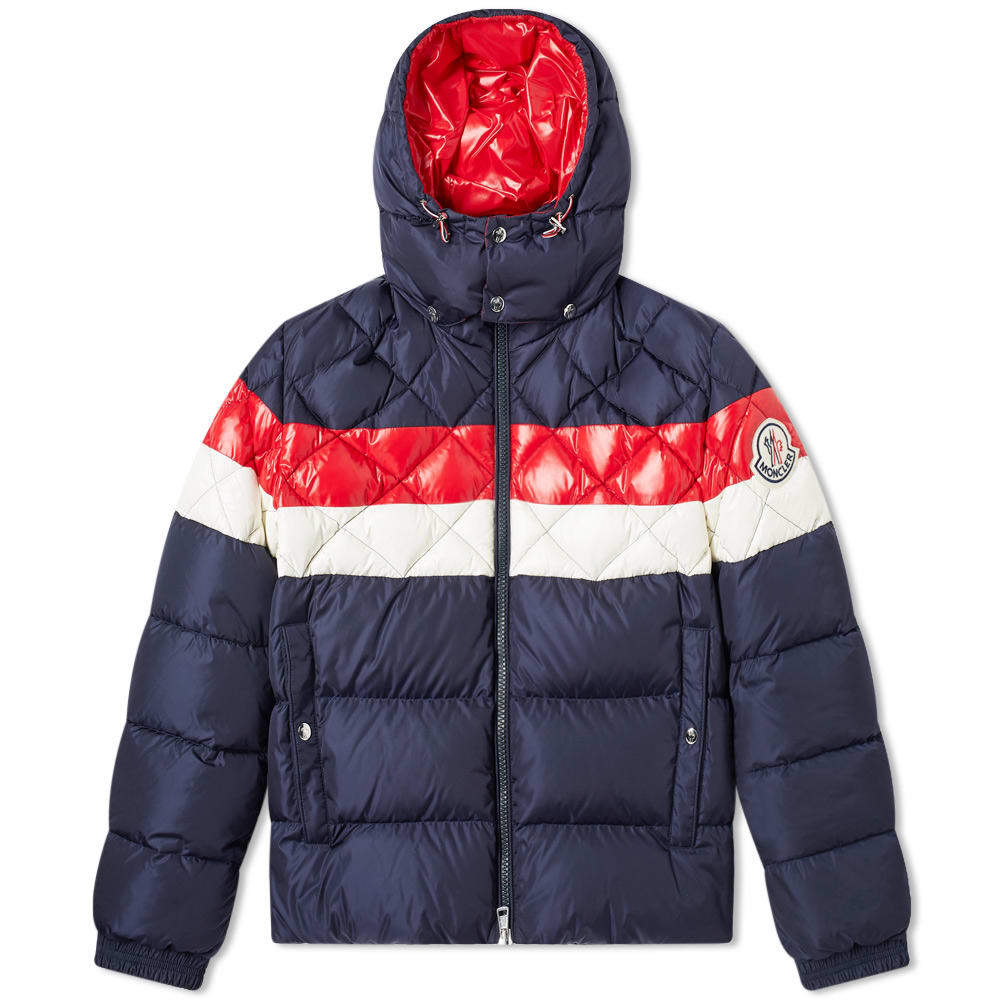 Photo: Moncler Janvry Hooded Down Jacket