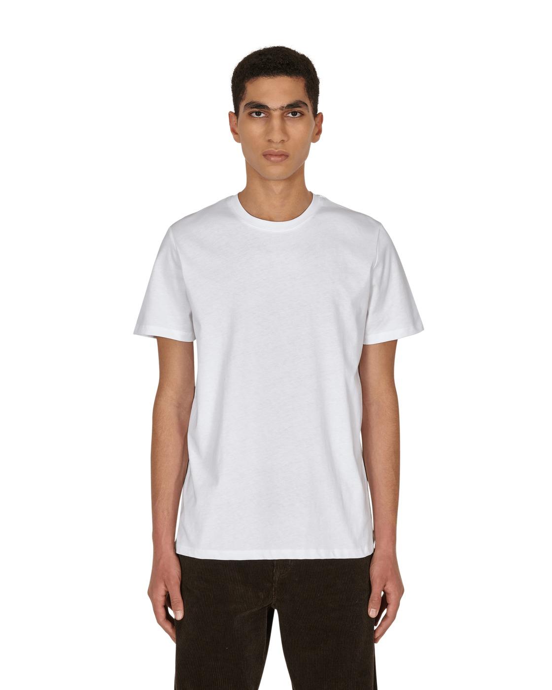 Photo: A.P.C. Jimmy T Shirt White