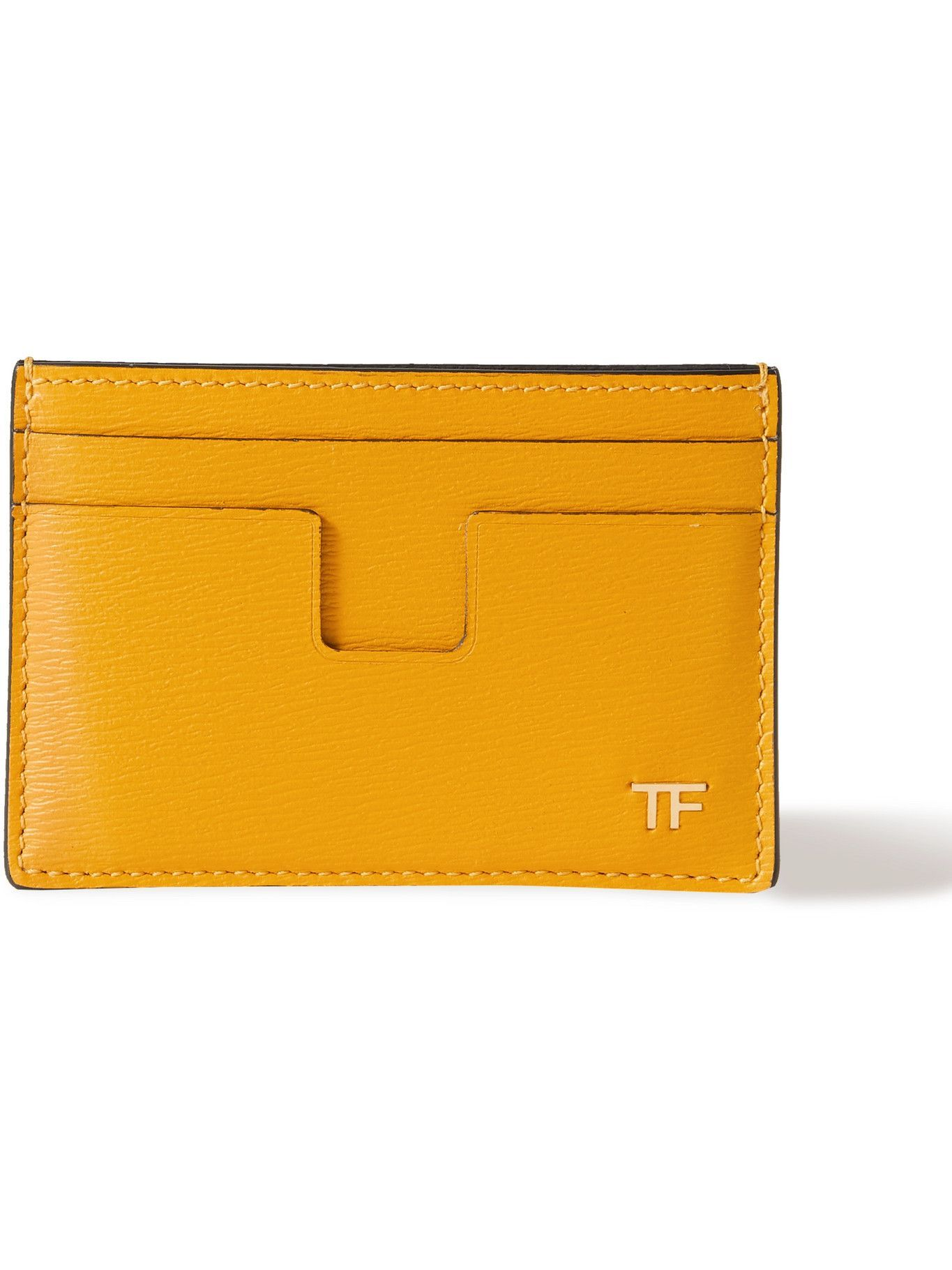 Photo: TOM FORD - Textured-Leather Cardholder