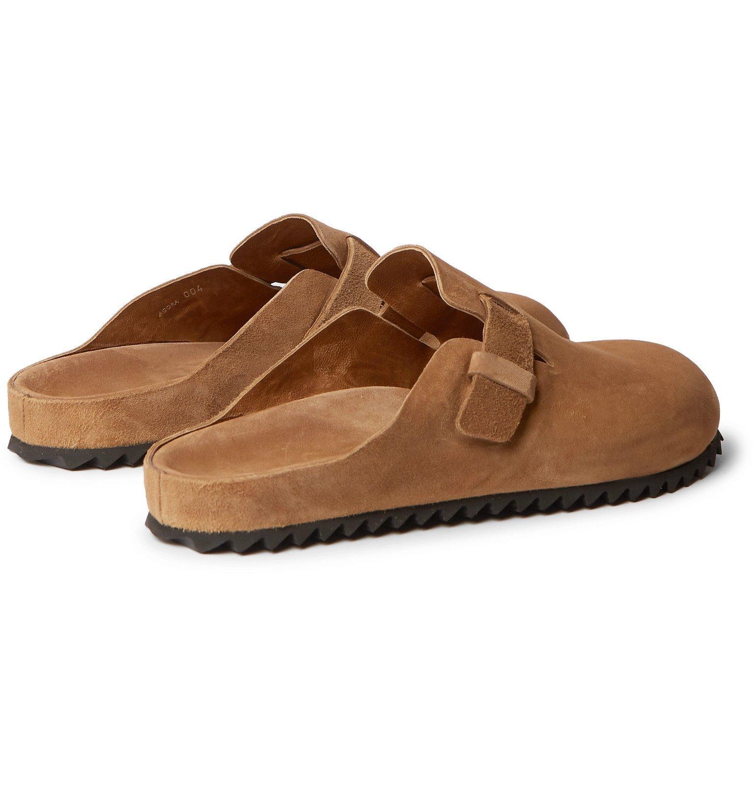 Officine Creative - Agora Leather Sandals - Neutrals