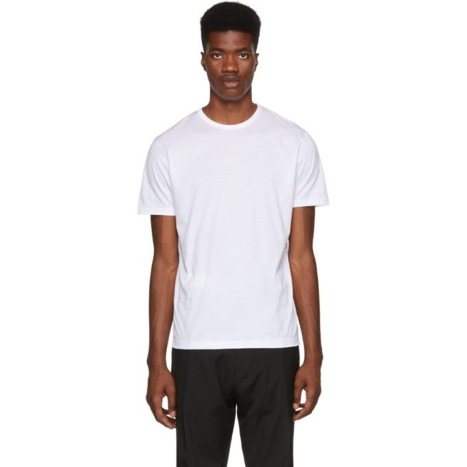 Sunspel White Classic T-Shirt