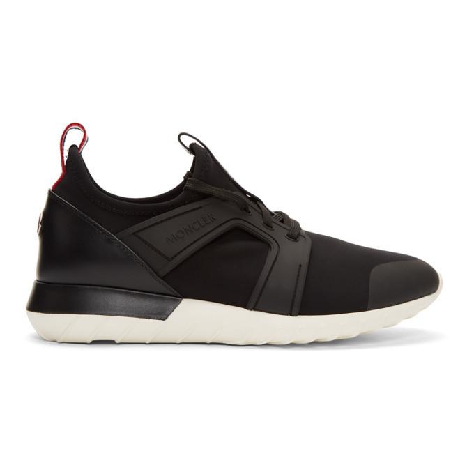 Photo: Moncler Black Emelien Sneakers