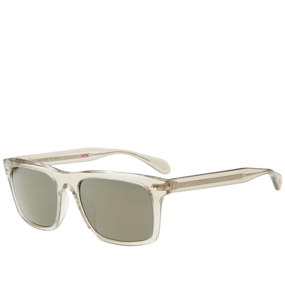 Oliver Peoples Brodsky Sunglasses Neutrals