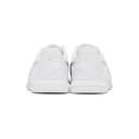 Asics White Gel-Resolution 8 Sneakers