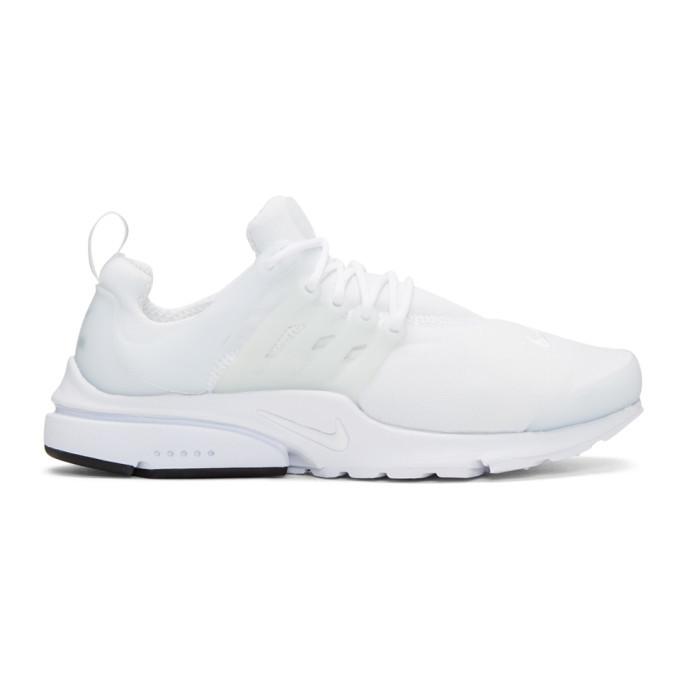 Photo: Nike White Air Presto Essential Sneakers