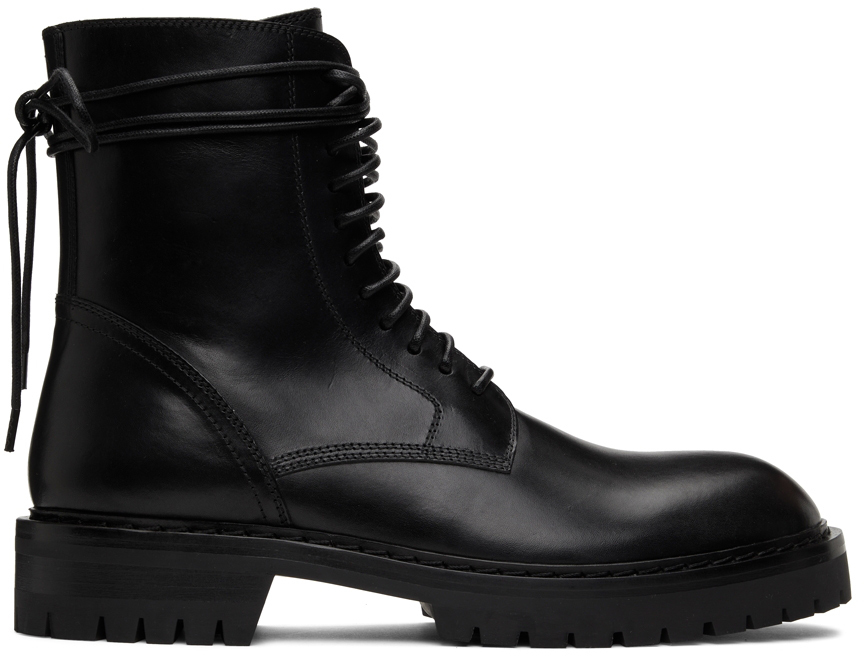 Photo: Ann Demeulemeester Leather Alec Ankle Boots