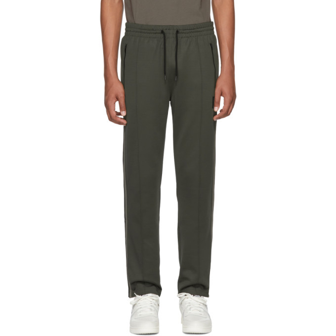 Photo: Belstaff Green Cambrose Lounge Pants