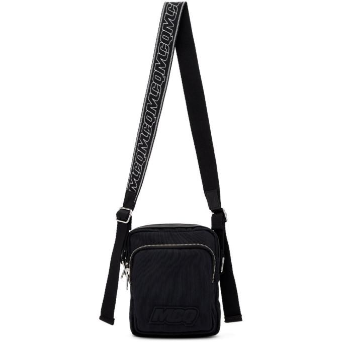 Photo: McQ Alexander McQueen Black Classic Crossbody Bag