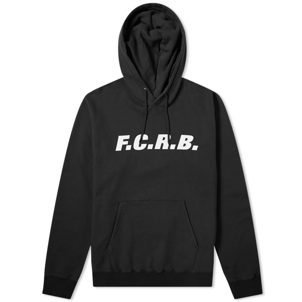Photo: F.C. Real Bristol Authentic Pullover Hoody