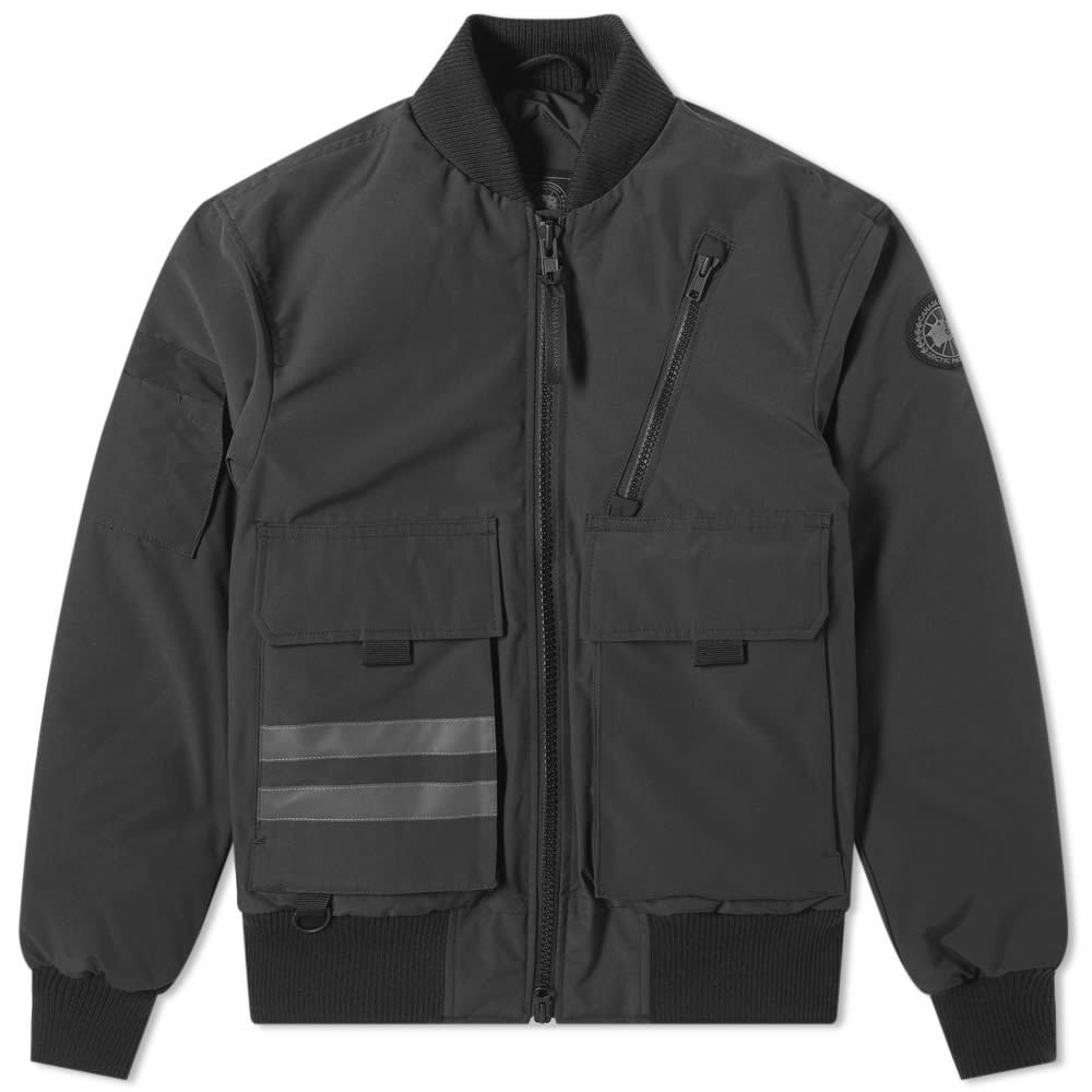 Photo: Canada Goose Black Label Kirkfield Bomber