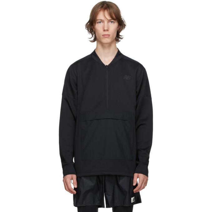 Photo: New Balance Black RWT Travel Jacket