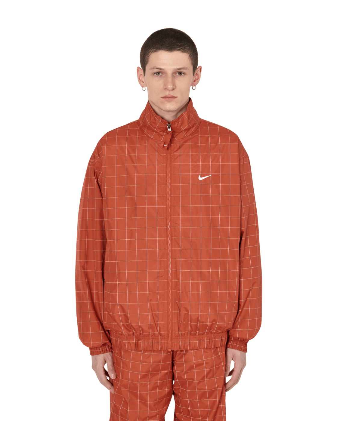 Nike Special Project Flash Track Jacket Red