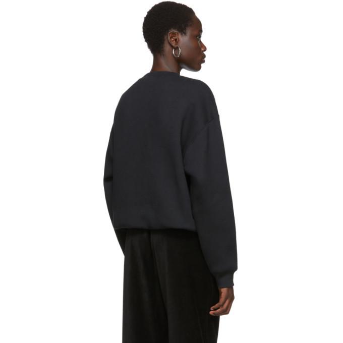 alexanderwang.t Black Fleece Bubble Sweatshirt