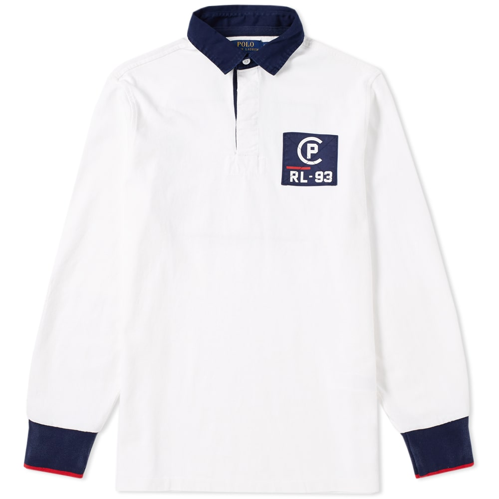 Photo: Polo Ralph Lauren Americas Cup CP-93 Rugby Shirt