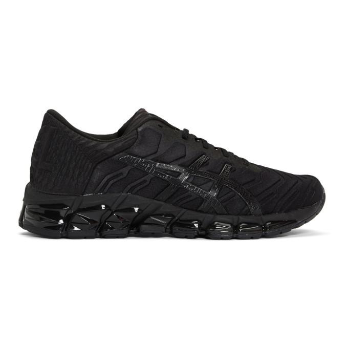 Photo: Asics Black GEL-Quantum 360 5 Sneakers